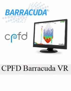 CPFD Barracuda VR 17.3.1 Win/Linux